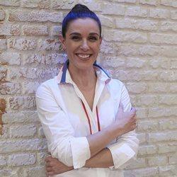 Raquel Sánchez Silva, muy sonriente