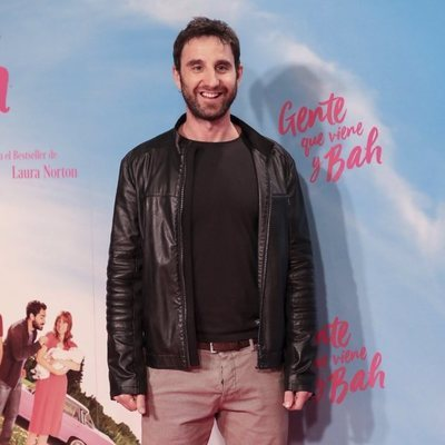 Dani Rovira en el estreno de 'Gente que viene y bah'