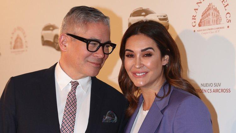 Boris Izaguirre y Vicky Martín Berrocal, padrinos de un evento de coches