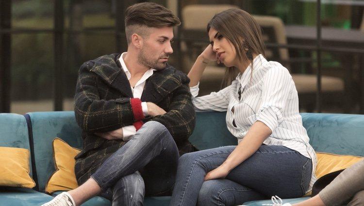 Alejandro Albalá y Sofía Suescun en la gala 3 de 'GH DÚO'