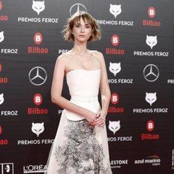 Ingrid García-Jonsson en los Premios Feroz 2019