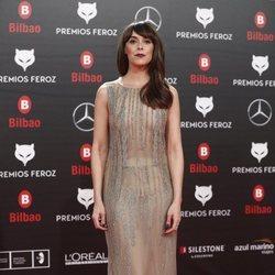 Belén Cuesta en los Premios Feroz 2019