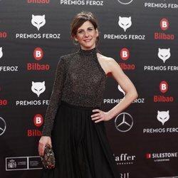 Malena Altero en los Premios Feroz 2019