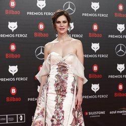 Lidia San José en los Premios Feroz 2019