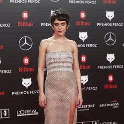 María León en los Premios Feroz 2019
