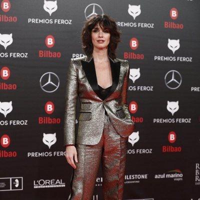 Paz Vega en los Premios Feroz 2019