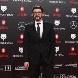 Manolo Solo en los Premios Feroz 2019