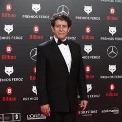 Pedro Casablanc en los Premios Feroz 2019