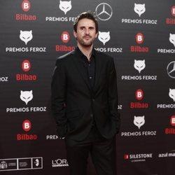 Julián López en los Premios Feroz 2019