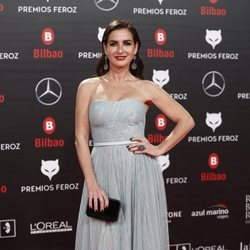 Belén López en los Premios Feroz 2019