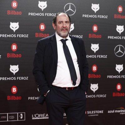 Karra Elejalde en los Premios Feroz 2019
