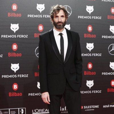 Julián Villagrán en los Premios Feroz 2019