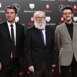 José Luis Cuerda, Arturo Valls y compañía en los Premios Feroz 2019