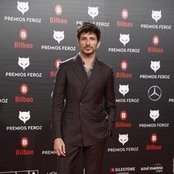 Andrés Velencoso en los Premios Feroz 2019