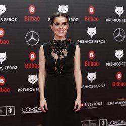 Nuria Gago en los Premios Feroz 2019