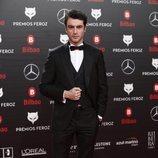 Javier Rey en los Premios Feroz 2019