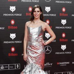 Bárbara Santa Cruz en los Premios Feroz 2019