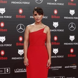 Inma Cuesta en los Premios Feroz 2019