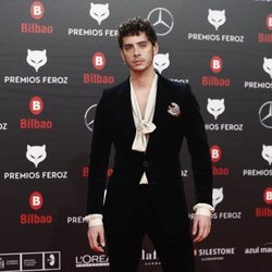 Eduardo Casanova en los Premios Feroz 2019
