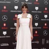 Eva Ugarte en los Premios Feroz 2019
