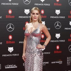 Alejandra Onieva en los Premios Feroz 2019