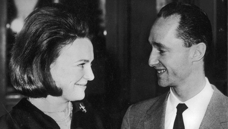 Irene de Holanda y Carlos Hugo de Borbón-Parma