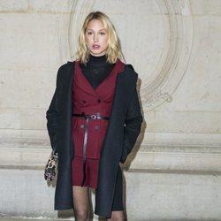 Olympia de Grecia en el desfile de Christian Dior en la Semana de la Moda de París 2019