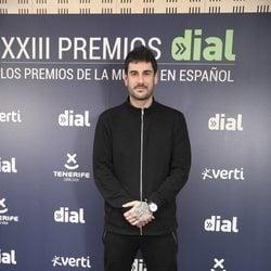 Melendi en la rueda de prensa de los Premios Cadena Dial 2019