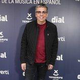 Pedro Guerra en la rueda de prensa de los Premios Cadena Dial 2019