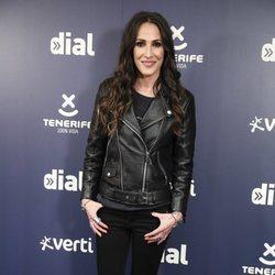 Malú en la rueda de prensa de los Premios Cadena Dial 2019