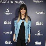 Vanesa Martín en la rueda de prensa de los Premios Cadena Dial 2019