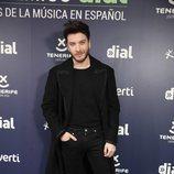 Blas Cantó en la rueda de prensa de los Premios Cadena Dial 2019