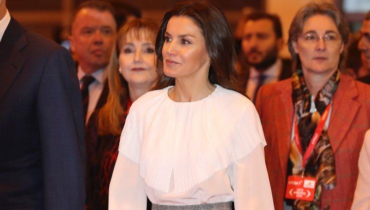 La Reina Letizia en la inauguración de FITUR 2019