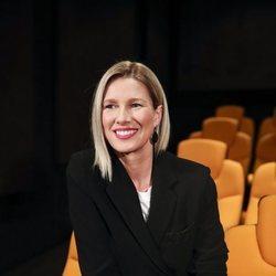 Anne Igartiburu en la promoción de 'Familia al instante'