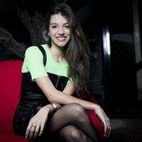 Ana Guerra en un posado promocional de 'Reflexión'