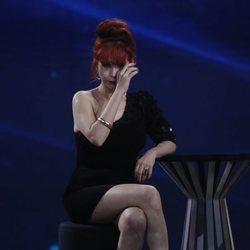 Yurena muy emocionada en el plató de 'GH DÚO'