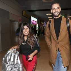 Asraf Beno y Chabelita Pantoja vuelven de su escapada a Estambul
