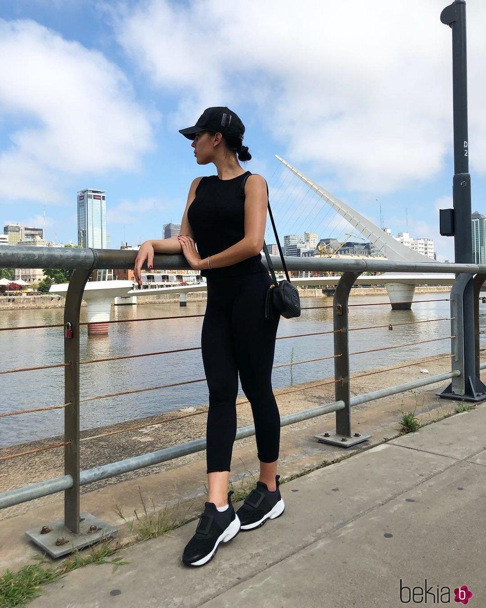 Georgina Rodríguez visita Argentina por su 25 cumpleaños