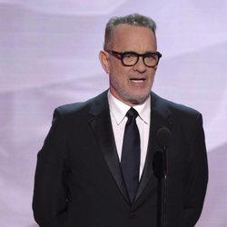 Tom Hanks durante la gala de los SAG 2019