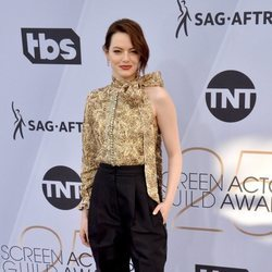 Emma Stone en los SAG 2019