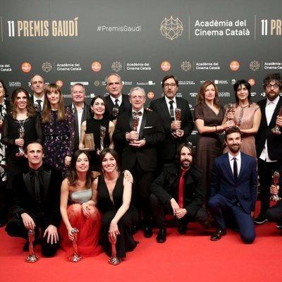 Ganadores Premios Gaudí 2019