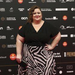 Itziar Castro en los Premios Gaudí 2019