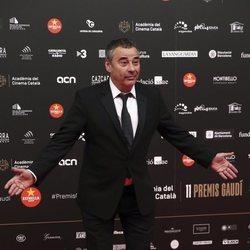 Eduard Fernandez en los Premios Gaudí 2019