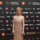 Alexandra Jiménez en los Premios Gaudí 2019