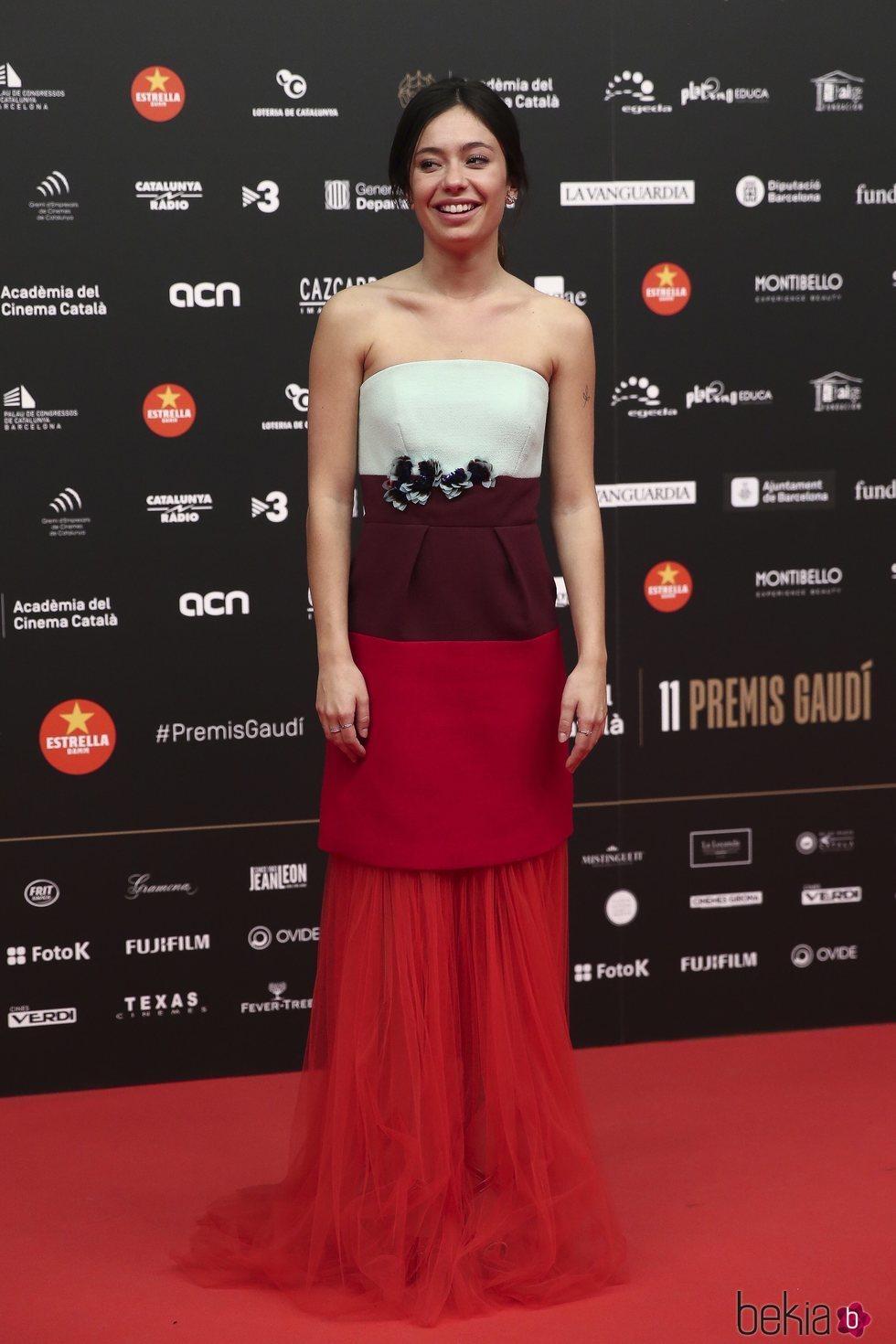Anna Castillo en los Premios Gaudí 2019