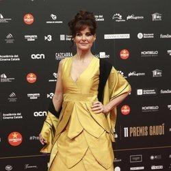 Silvia Marsó en los Premios Gaudí 2019