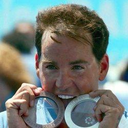 David Meca con dos medallas tras un campeonato
