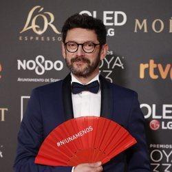 Manolo Solo en la alfombra roja de los Premios Goya 2019
