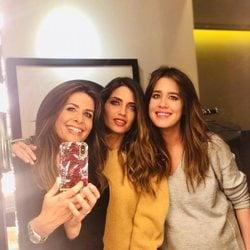 Sara Carbonero, Isabel Jiménez y Nuria Roca