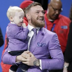 Conor Jack McGregor en la Super Bowl 2019